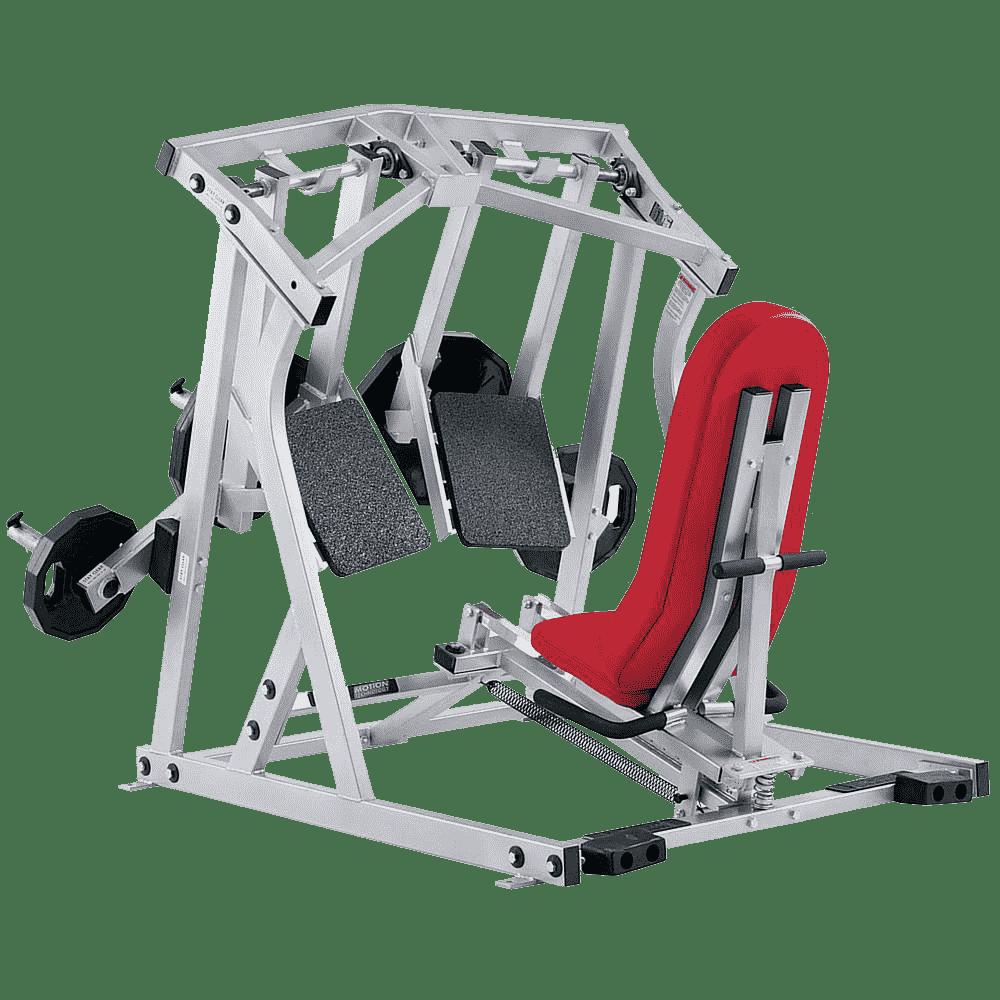 Hammer-Strength Leg Press 8