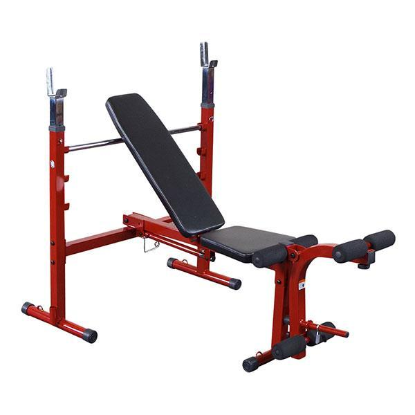 Commercial Weight Bench 12