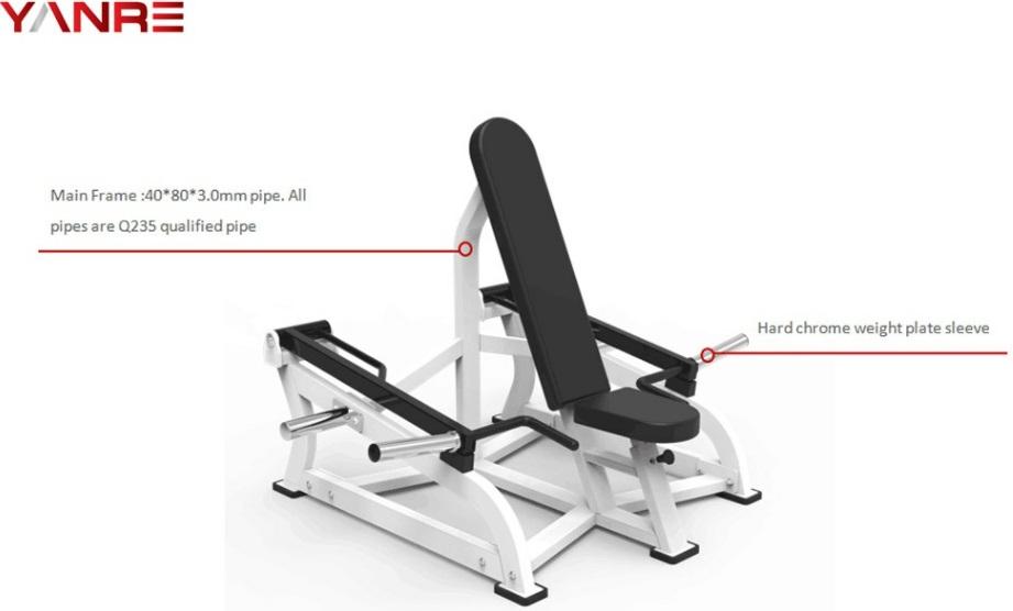 Hammer Strength Commercial Gym Equipment 6