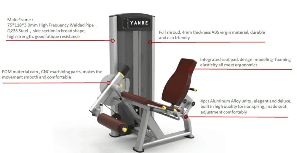 Leg Extension Machine – A Definitive FAQ Guide 9