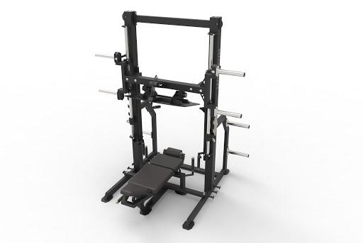 Vertical Leg Press 10