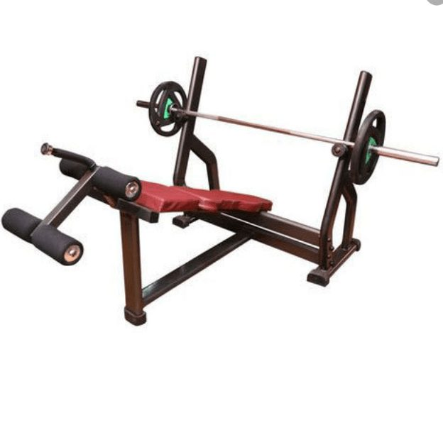 Commercial Bench Press 10