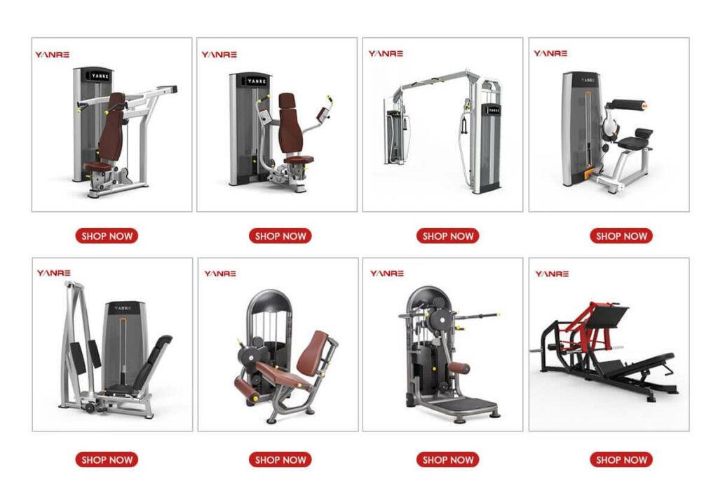 Gym Equipment Manufacturer 17