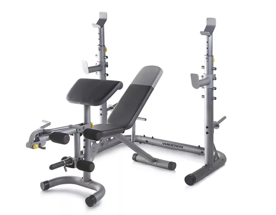 Commercial Workout Bench 13