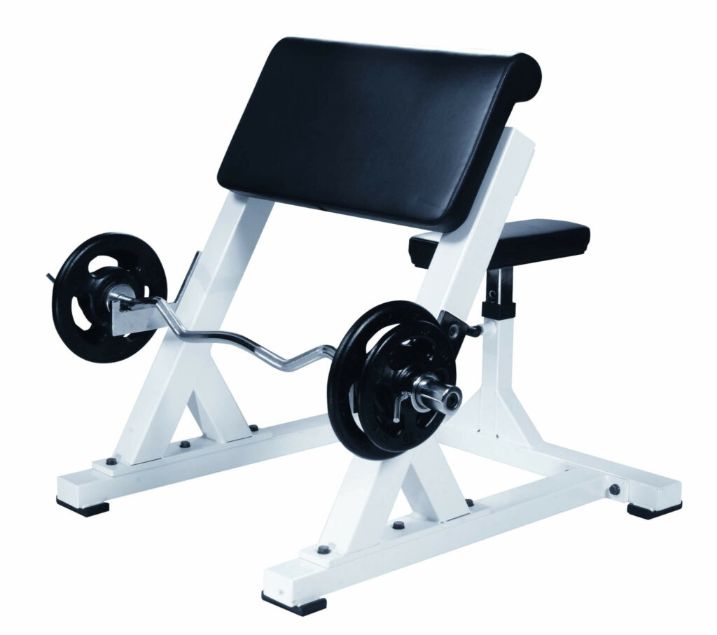 Commercial Weight Bench 13