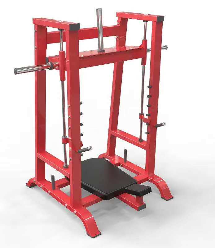 Hammer-Strength Leg Press 9