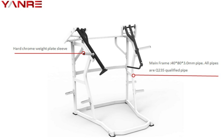 Hammer Strength Commercial Gym Equipment 7