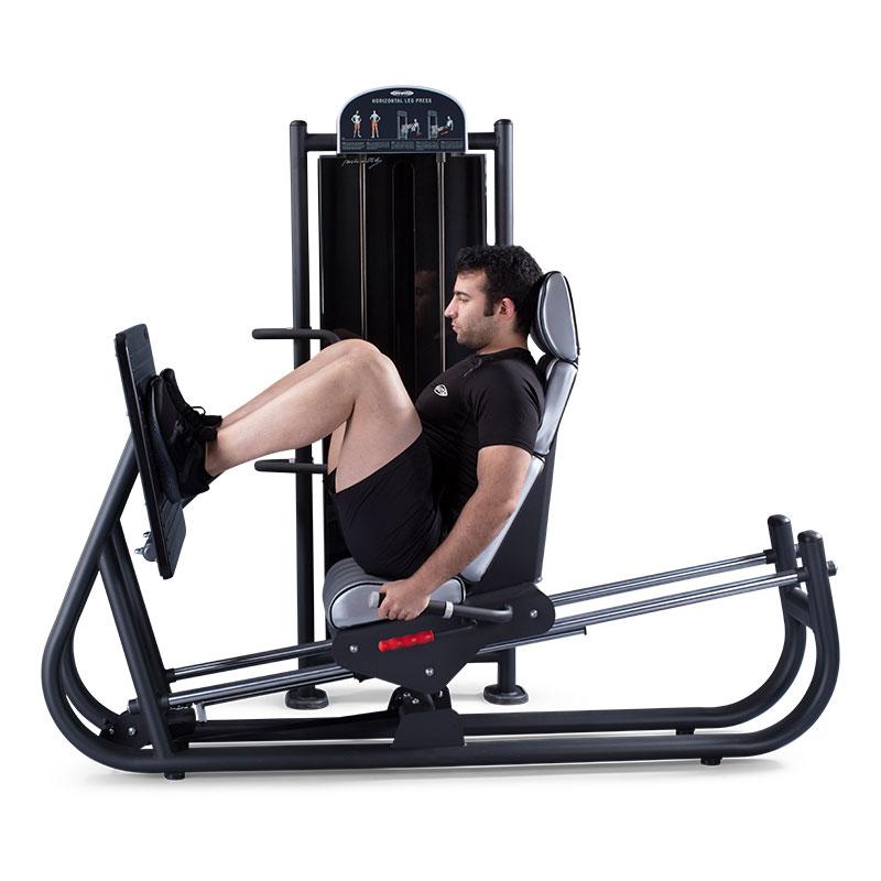 Smith Leg Press Machine 8