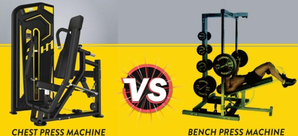 Decline Chest Press Machine 15