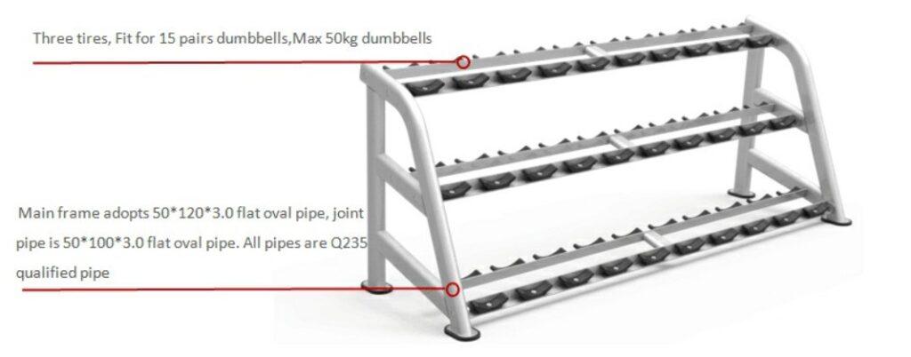 Gym Storage Rack 5