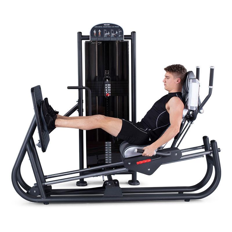 Vertical Leg Press 12