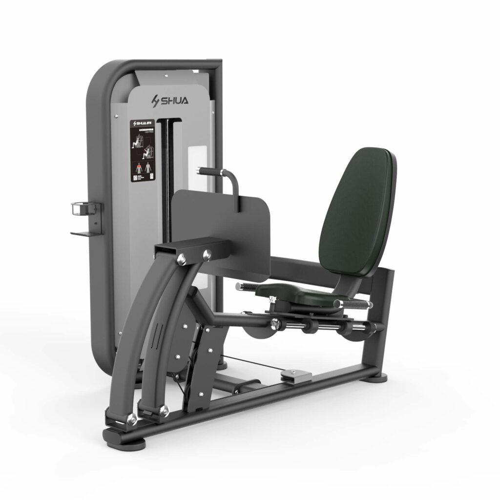 Hack Squat Leg Press Machine 5