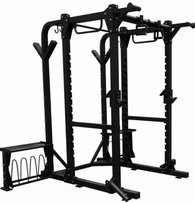 Hammer Strength Commercial Gym Equipment 8