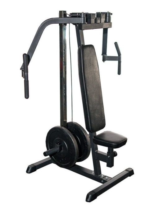 Butterfly Exercise Machine 10