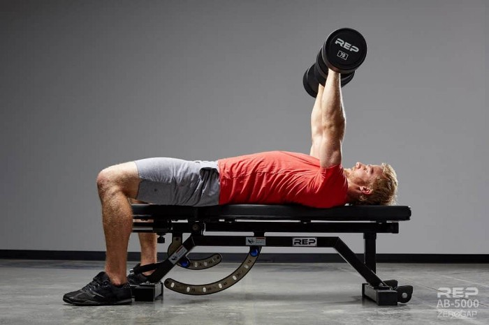 Commercial Weight Bench 15