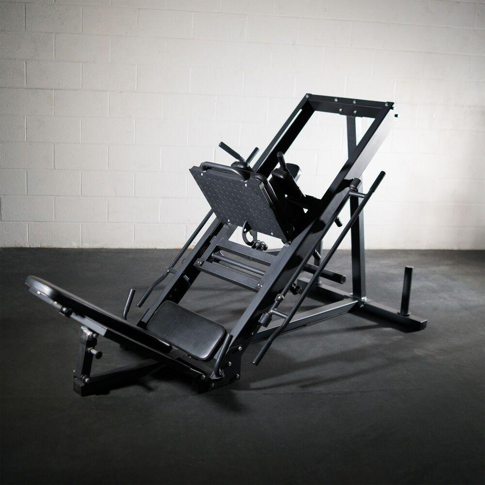 Hack Squat Leg Press Machine 6