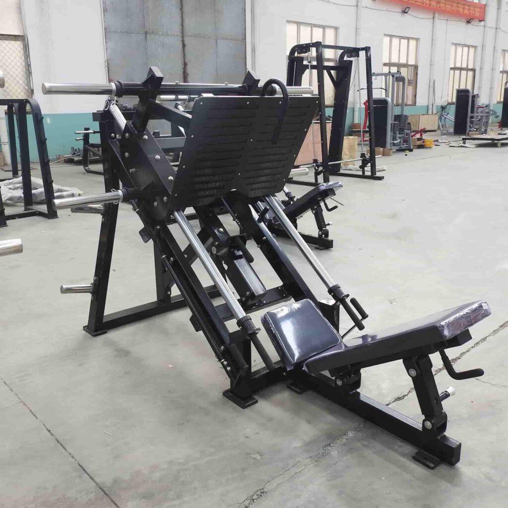 Hammer-Strength Leg Press 11