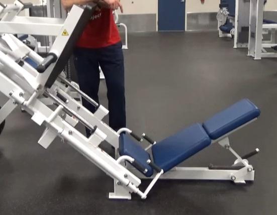 Hammer Strength Commercial Gym Equipment 9