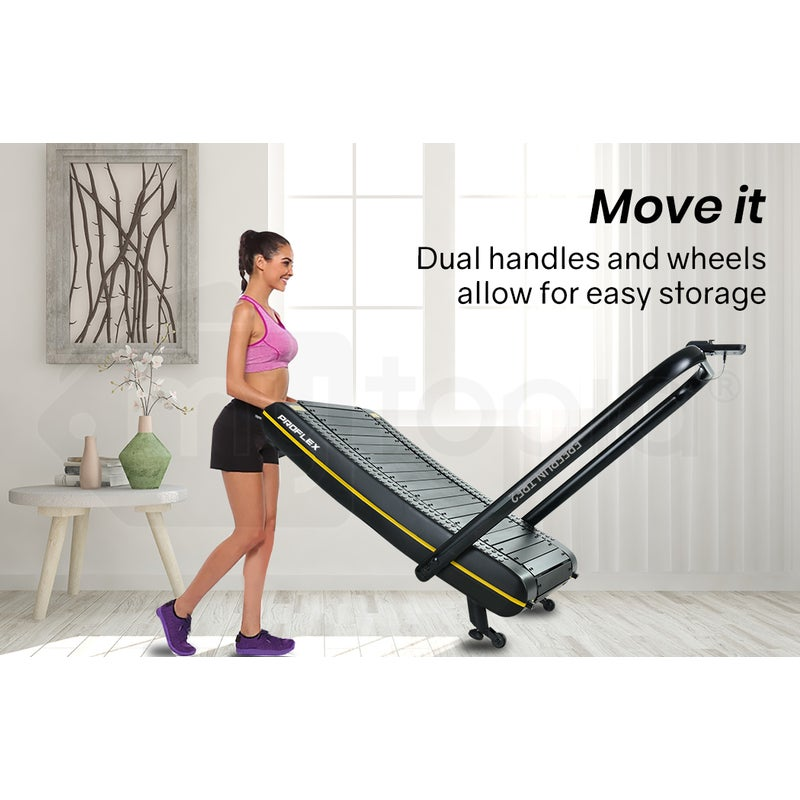 Commercial Curved Treadmill 16