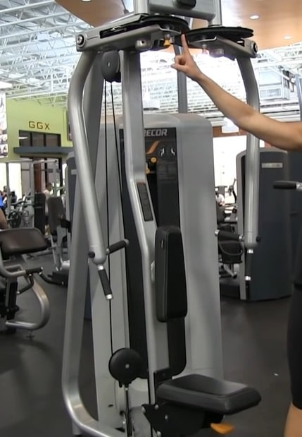 Butterfly Pectoral Machine 9