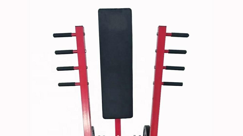 Standing Chest Press Machine 6