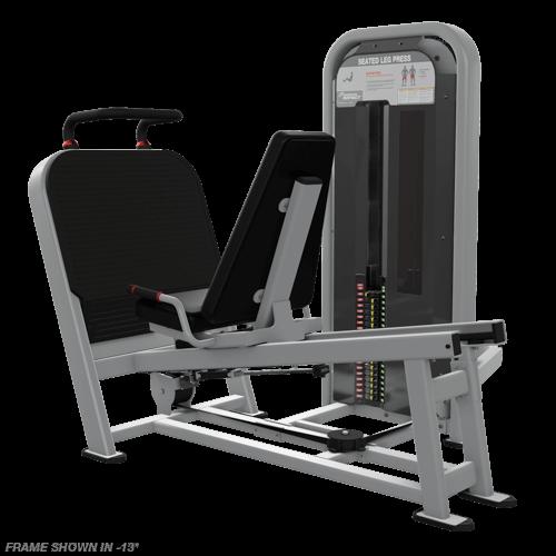 Seated Leg Press 11