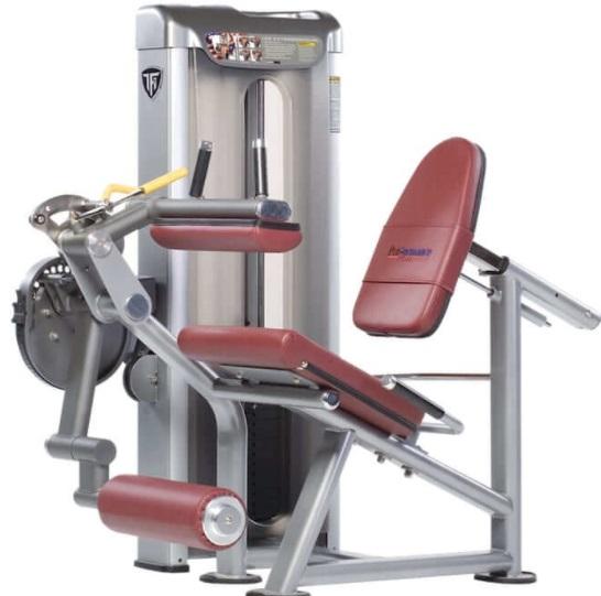 Commercial Leg Extension Curl Machine 14