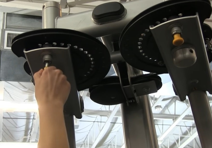 Butterfly Pectoral Machine 10