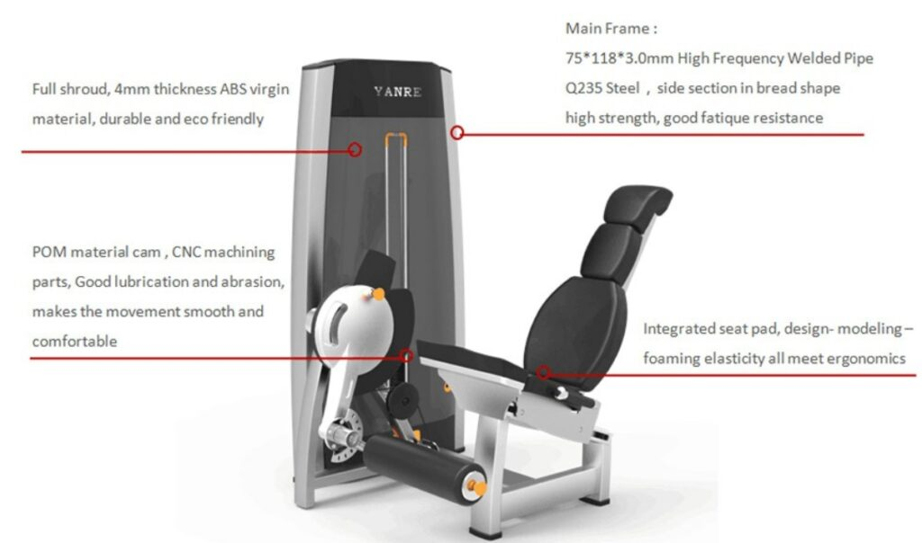 Leg Extension Machine – A Definitive FAQ Guide 14