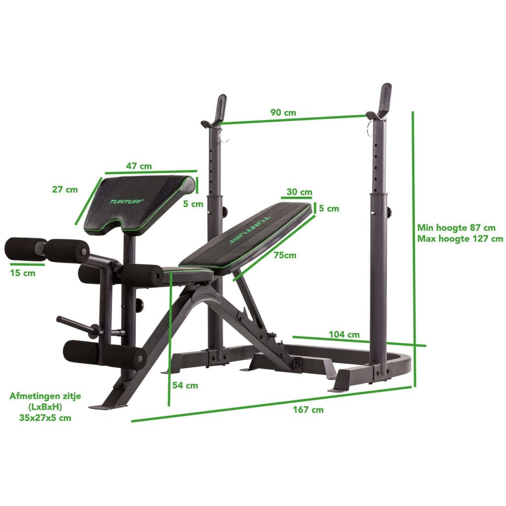 Commercial Weight Bench 17