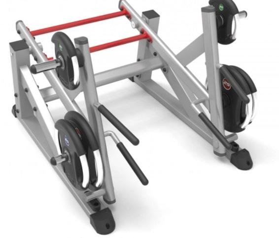 Standing Shrug Machine 15