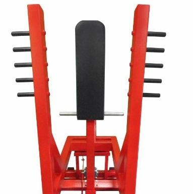 Standing Chest Press Machine 8
