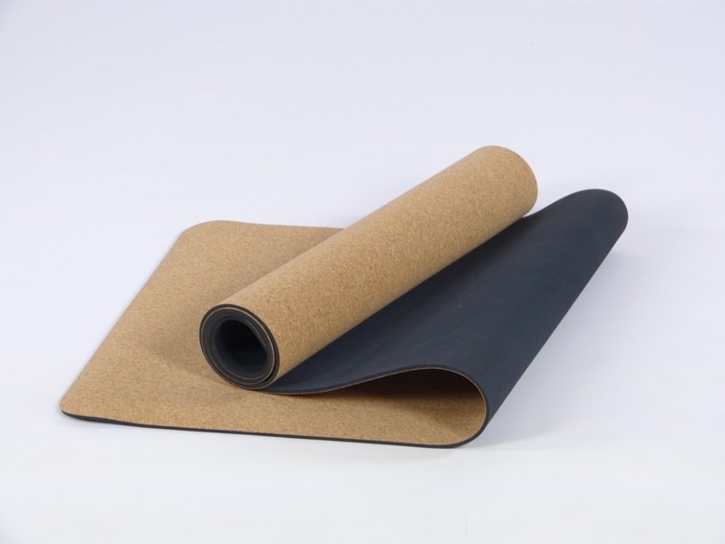 Wholesale Cork Yoga Mat 6