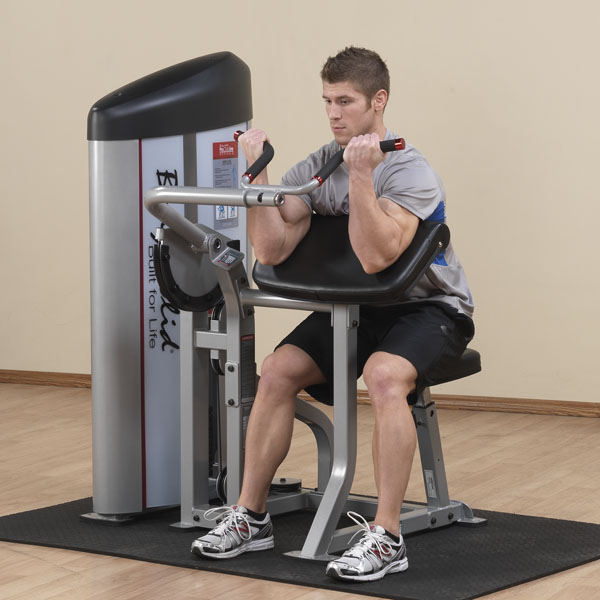 Biceps Curl Machine For Sale 11