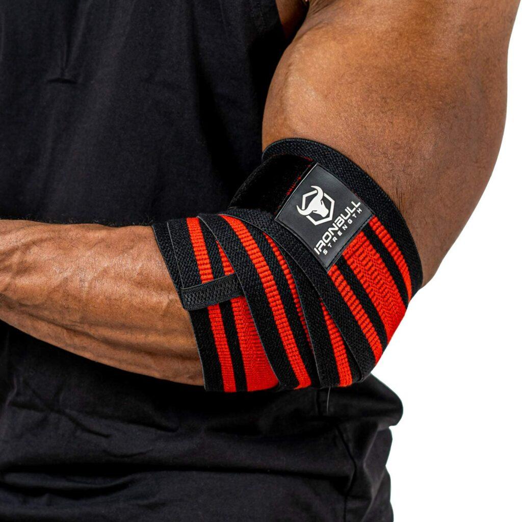 Gym Elbow Wraps 1