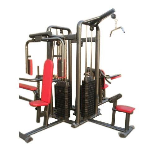 4 Station Gym Machine 1