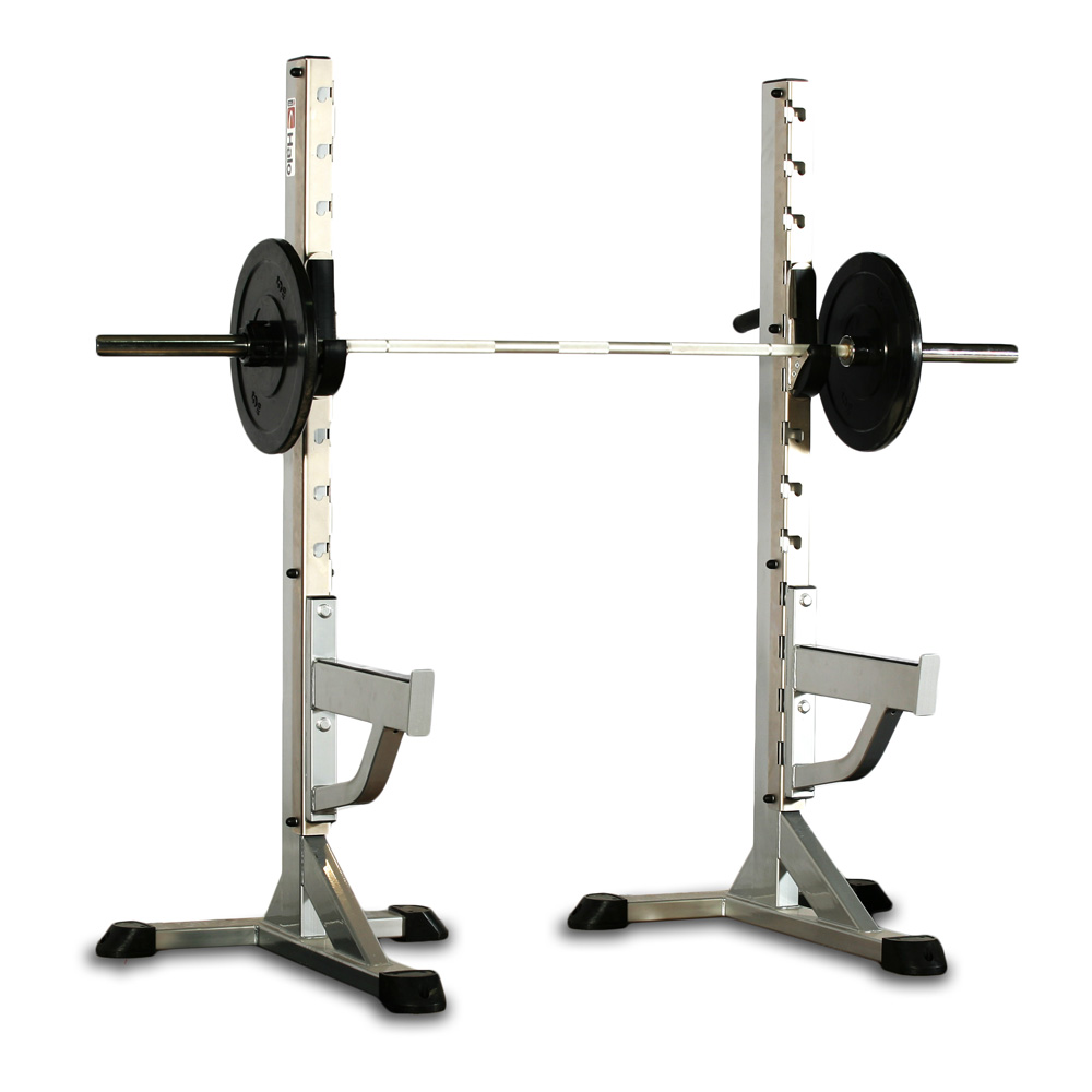 Commercial Squat Stand 6