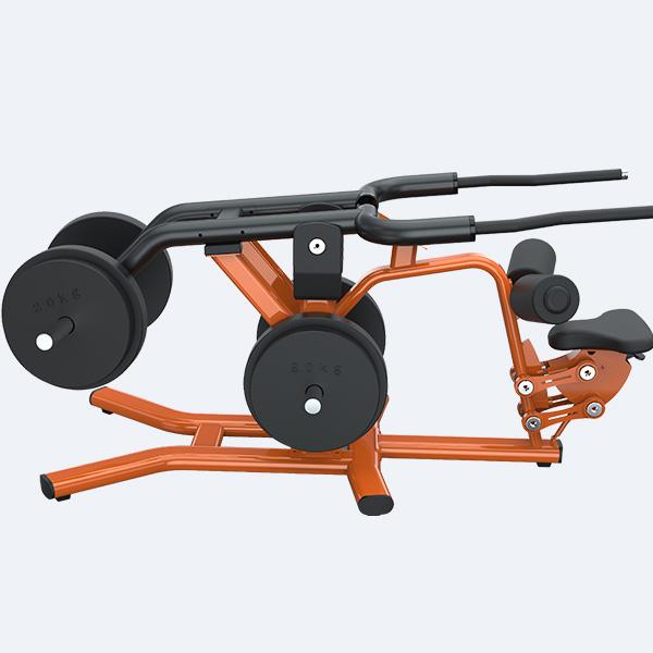Plate Loaded Triceps Pushdown Machine 6