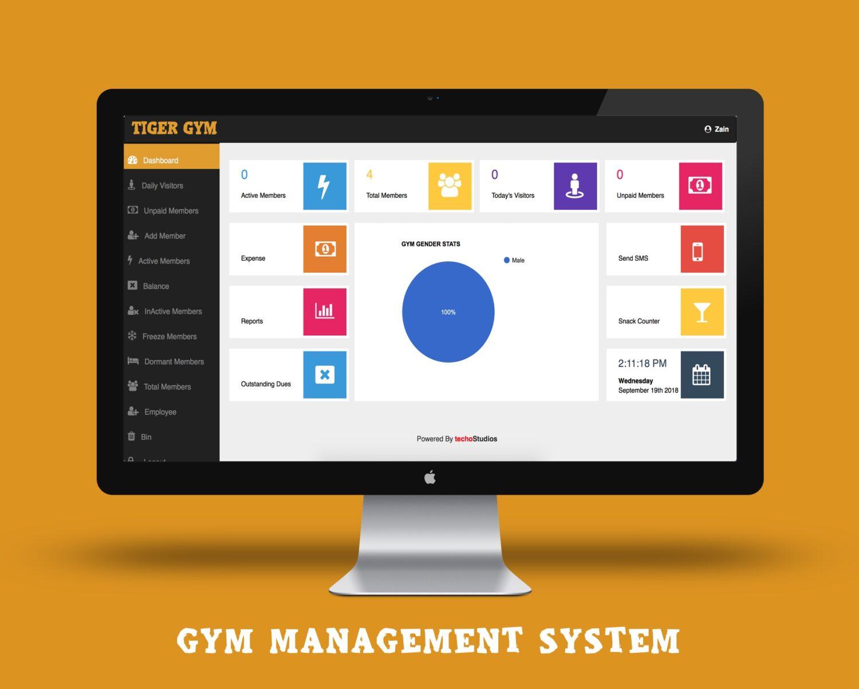Logiciel de gestion de salle de sport - Votre clé du succès 1