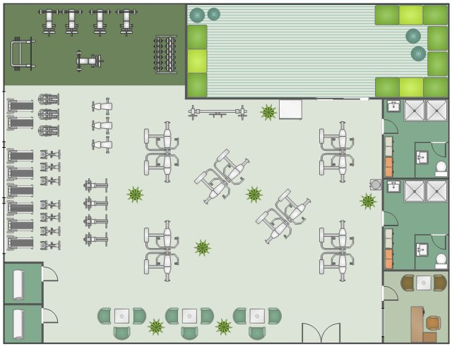 How to Create a Gym Floor Layout that Stands Out 2