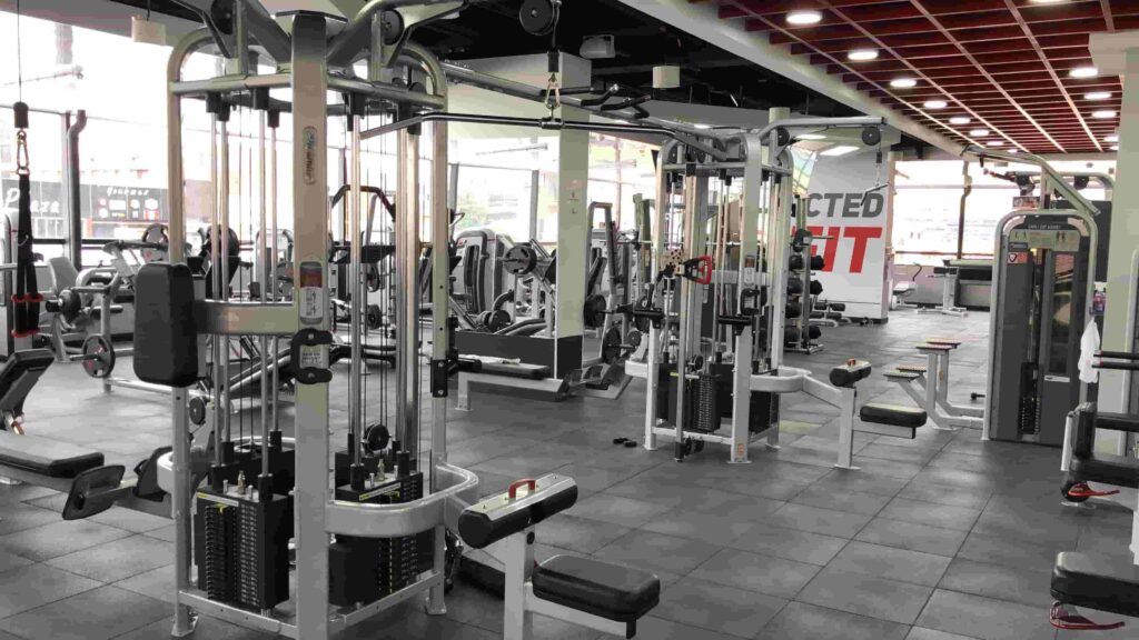 Multi-Purpose Gym Machine 11