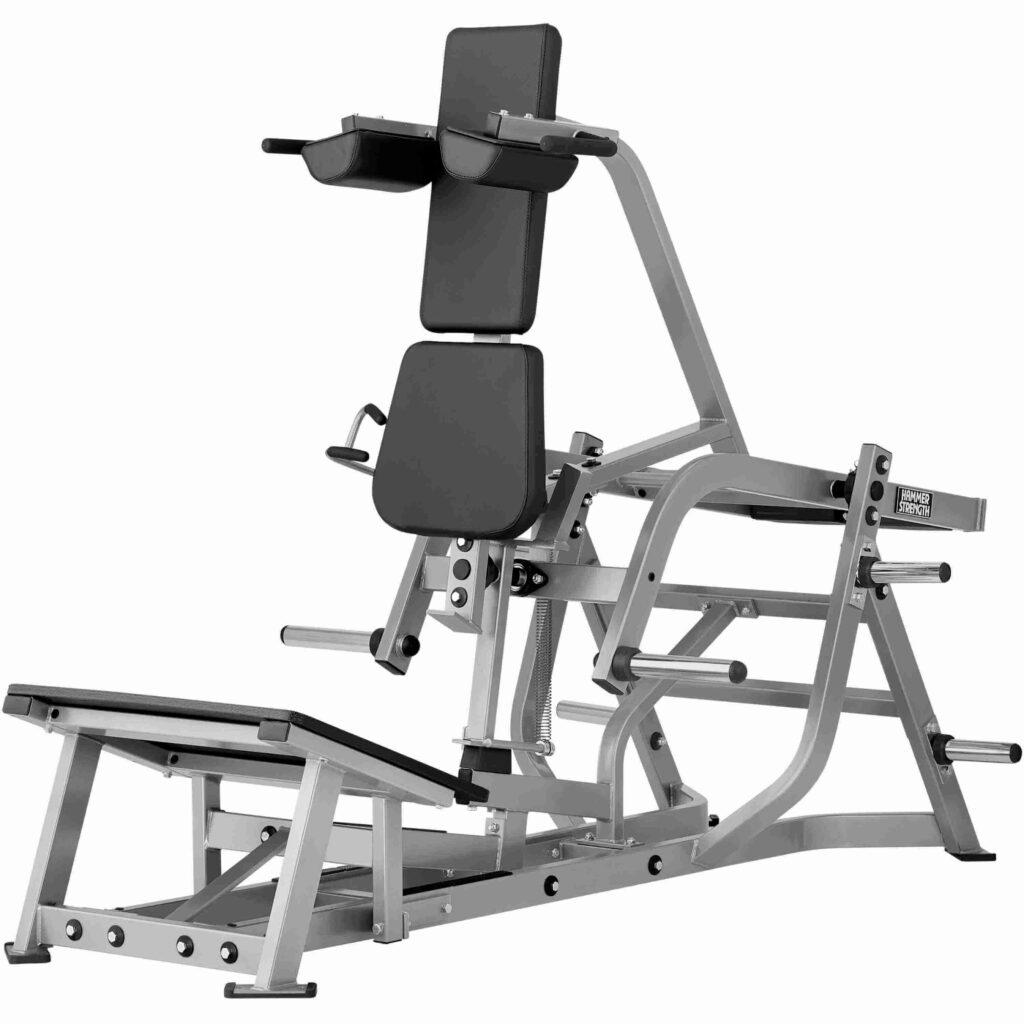 V Squat Machine 1