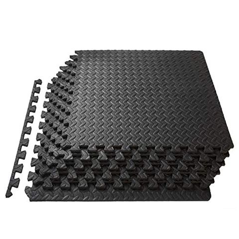 Commercial Gym Flooring Tiles 9