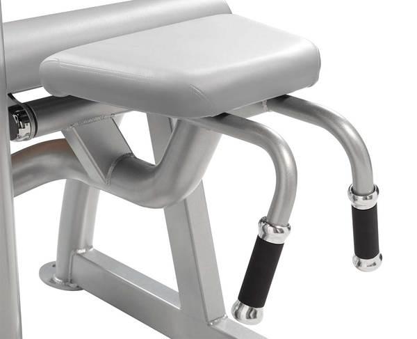 Hammer Strength Prone Leg Curl 10