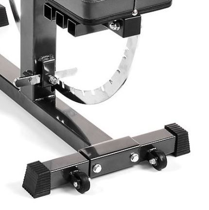 Commercial Adjustable Weight Bench 19