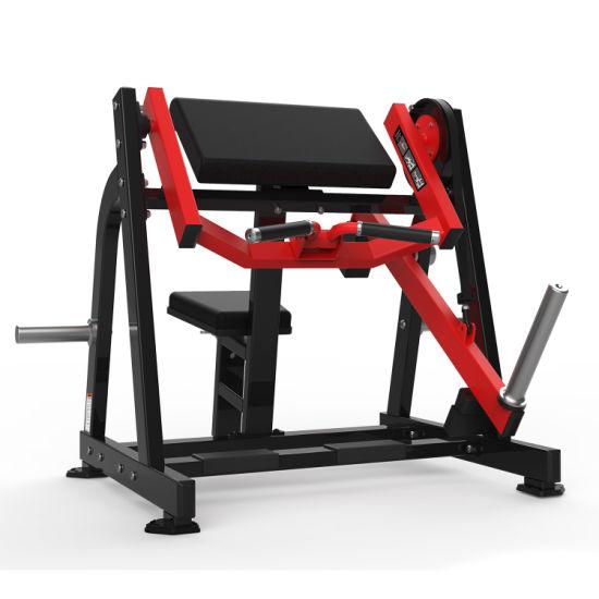 Machine à biceps à chargement de plaque - Guide de FAQ définitif 1