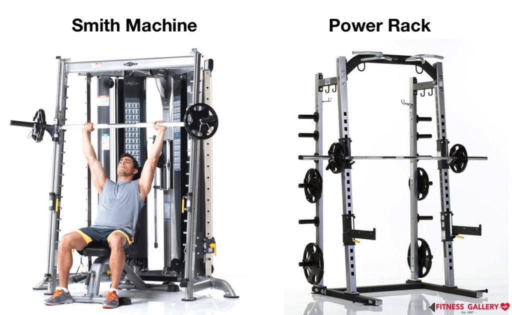 Commercial Smith Machine 21