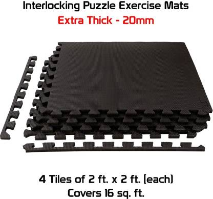 Commercial Gym Flooring Tiles 19