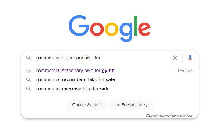Commercial Stationary Bike 25