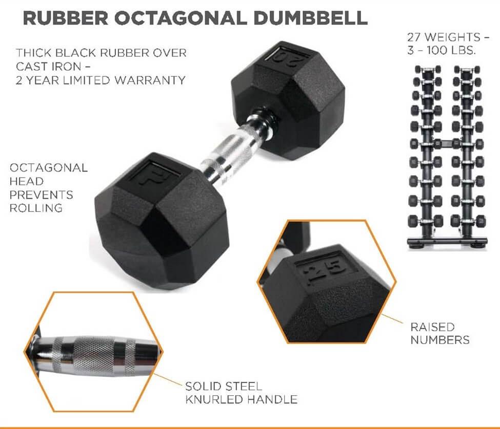 Hex Dumbbell Manufacturer 26